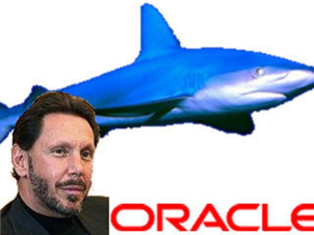 Dette er Oracles store veddemål