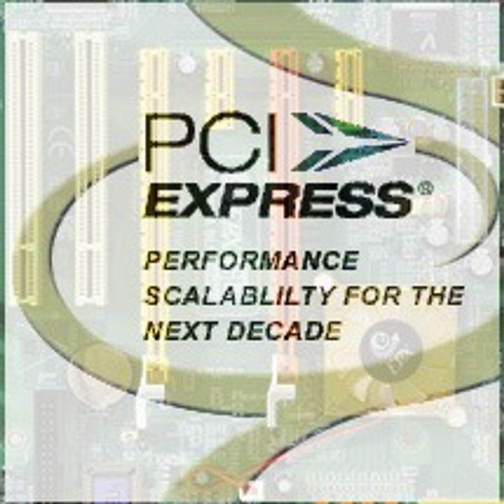 Raskere grafikk med ny PCI Express
