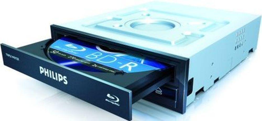 Philips med Blu-ray-brenner til Europa