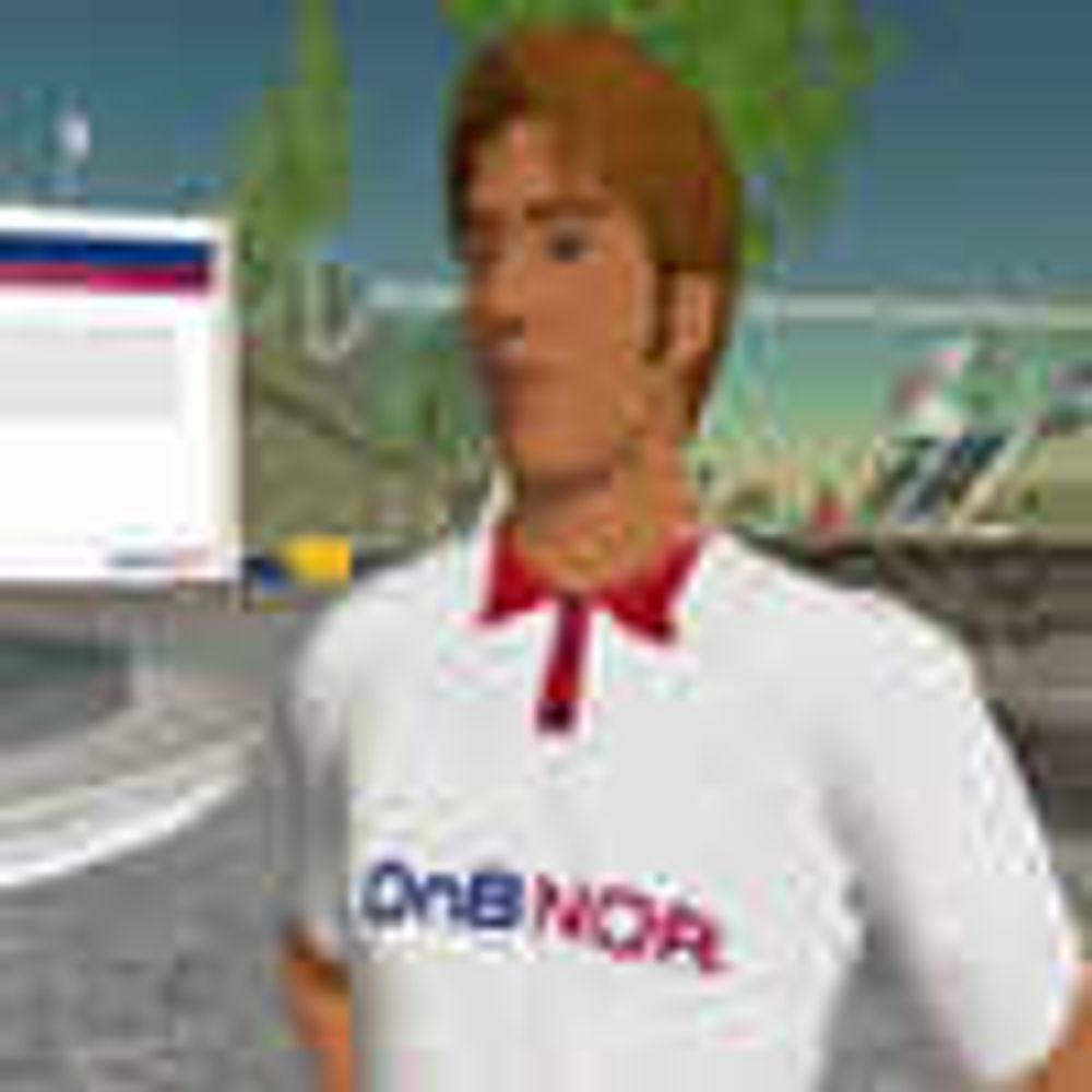 DNB Nor åpner filial i Second Life