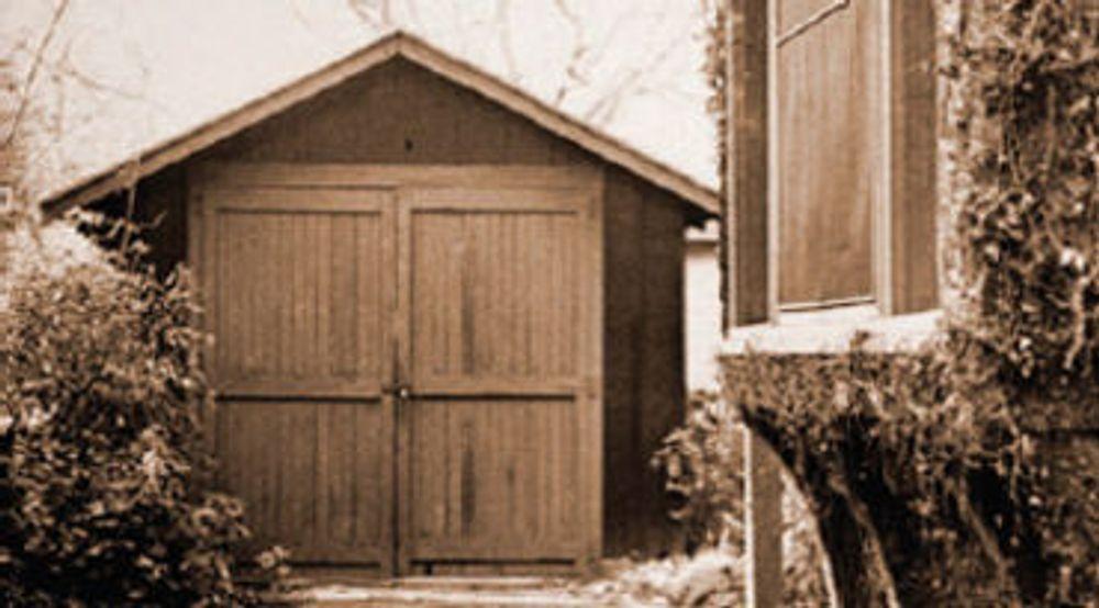 HPs oppstart-garasje blir fredet