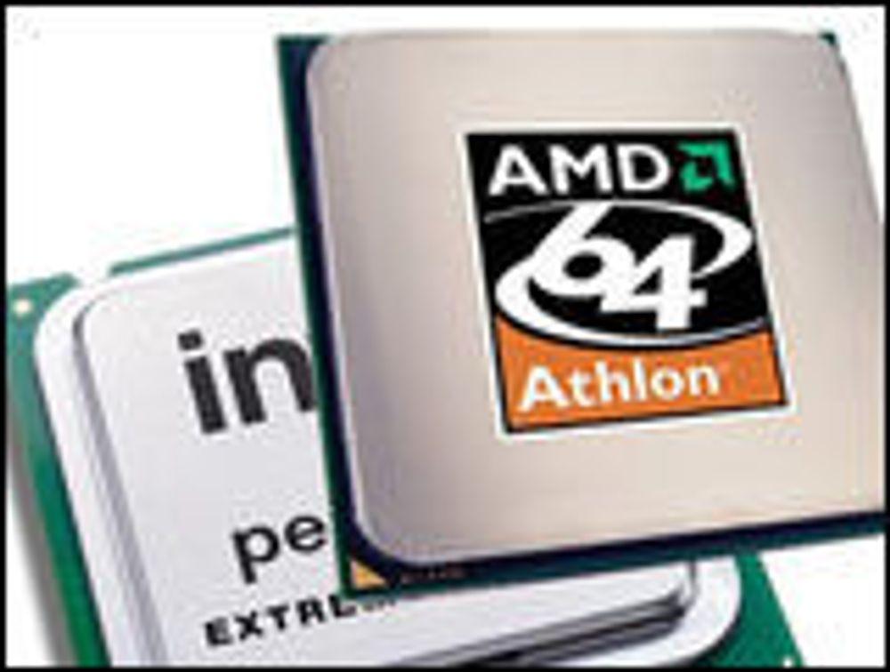 Avlyser priskrig på prosessorer