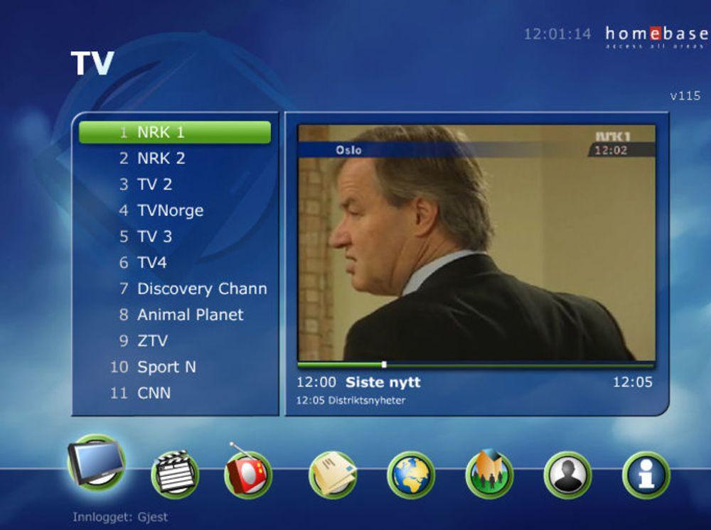 Tror IPTV vil gi store inntekter på sikt