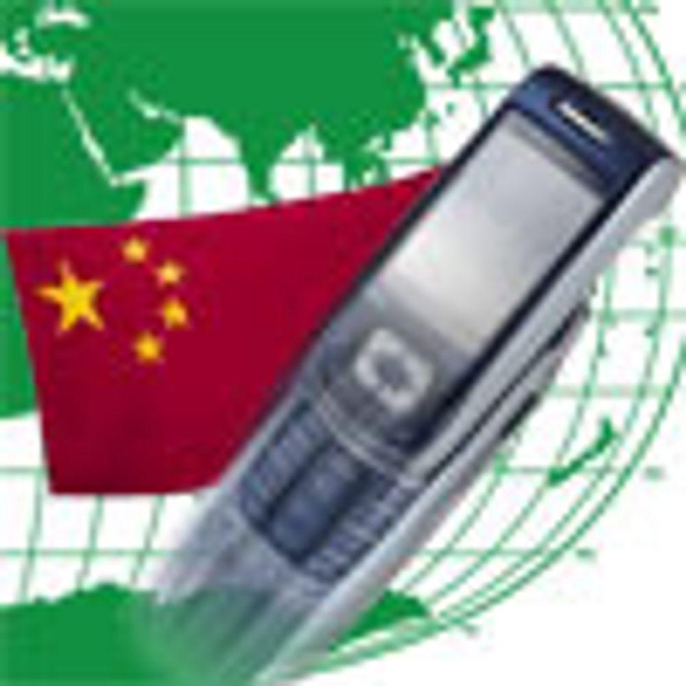 Motorola og Nokia knuser kinesiske aktører