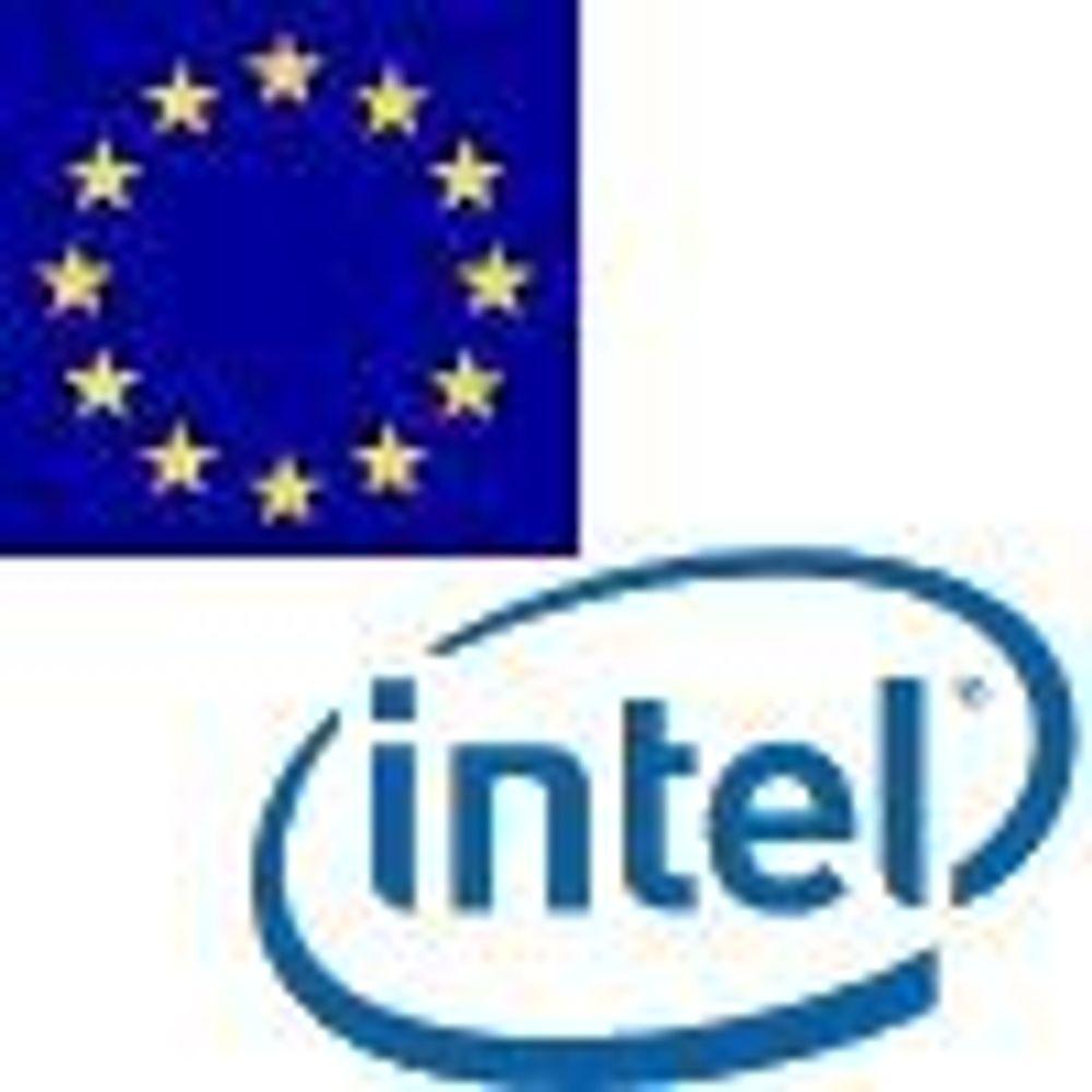 EU-etterforskere anbefaler sak mot Intel