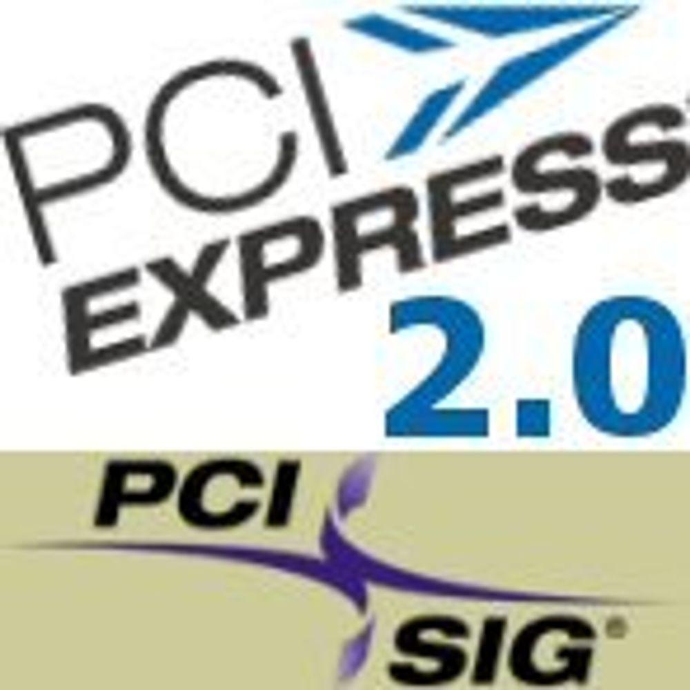 Neste generasjons PCI Express er ferdig