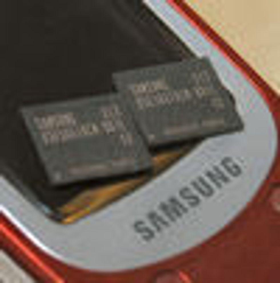 Samsung sliter med fallende priser