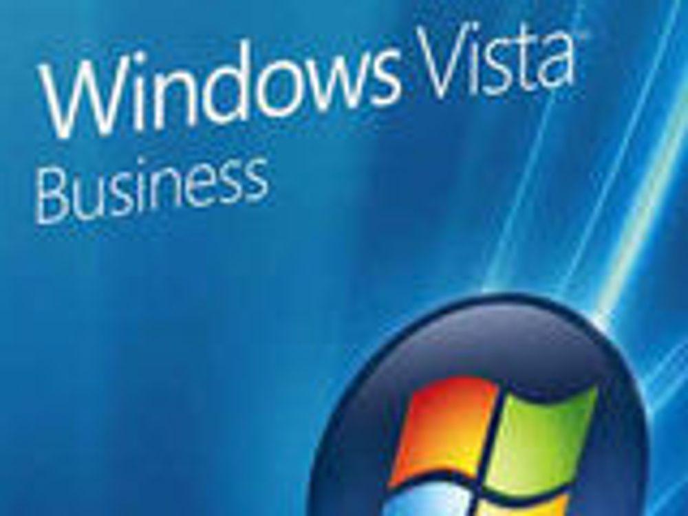 Windows Vista selger bedre enn ventet