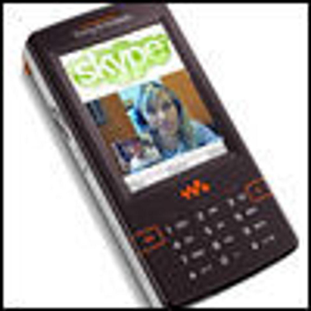 Skype holder igjen på mobilsatsningen sin