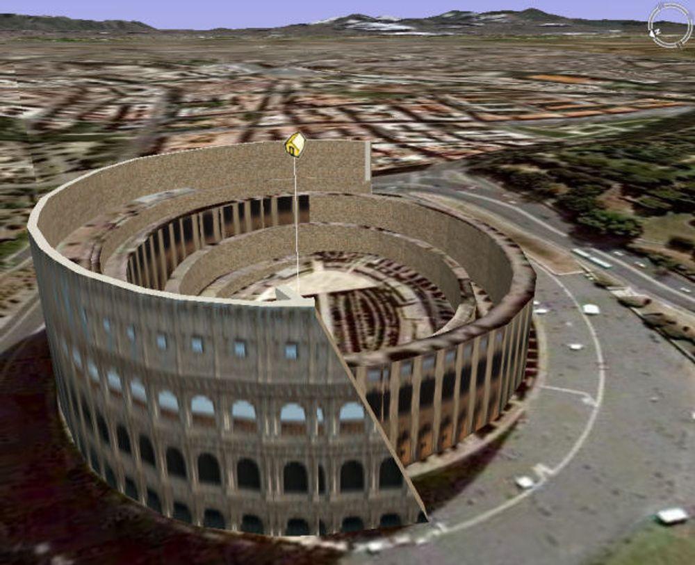 Google Earth satser på brukergenerert 3D