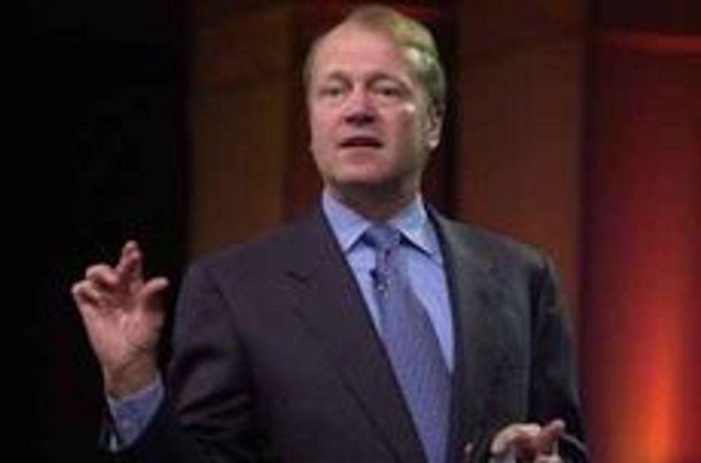 Spent Cisco debuterer på forbrukermesse