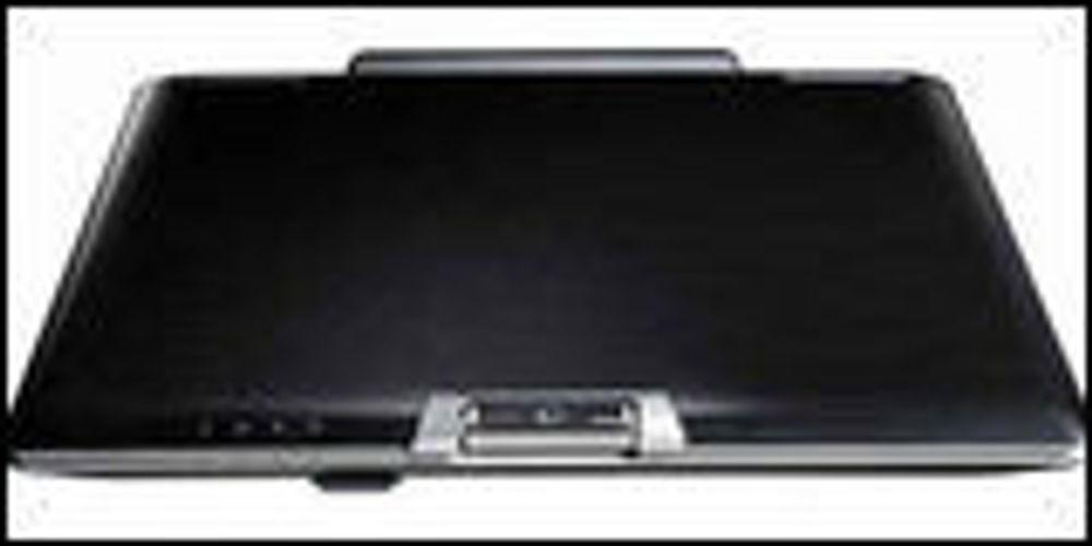Bærbar PC med utskiftbar grafikk