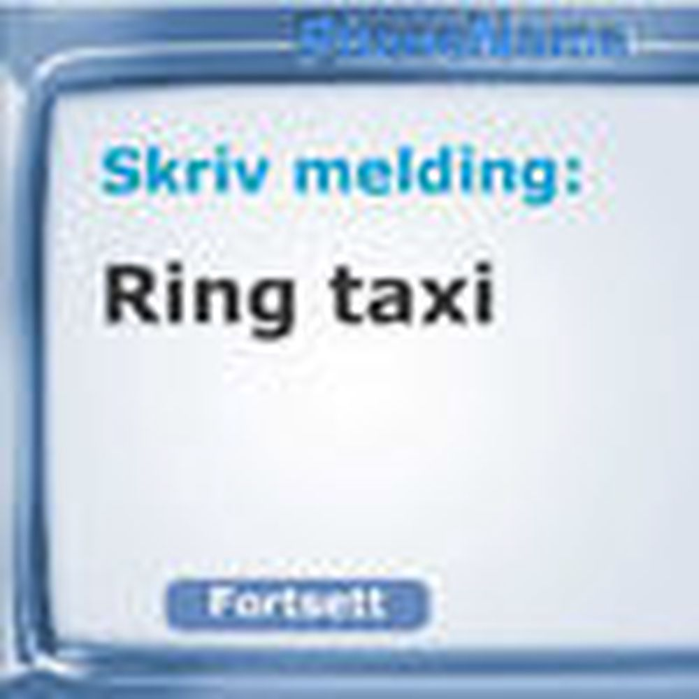 Ring et navn via SMS