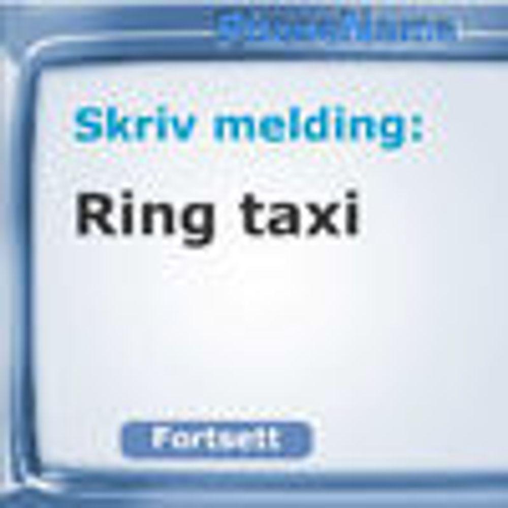 Ring et navn via SMS