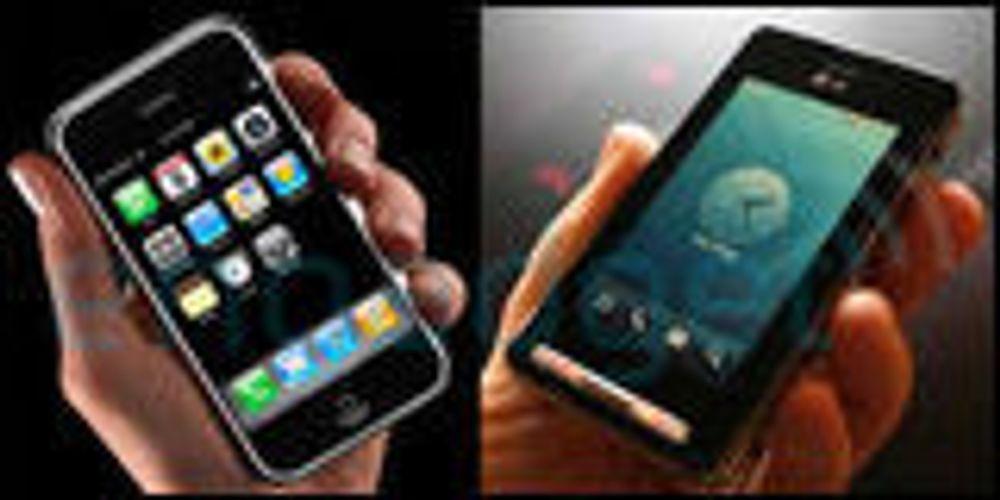 Gjør om din Windows Mobile til en iPhone