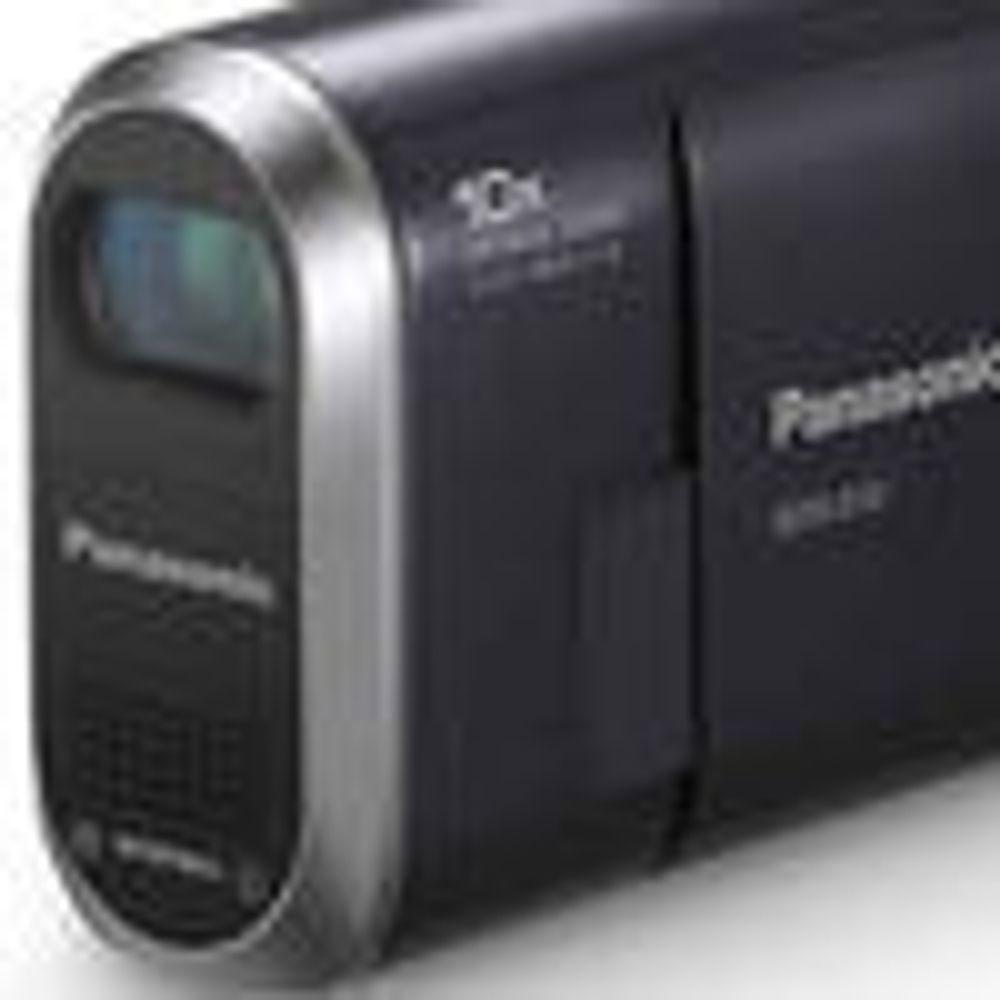 Vinn et videokamera som alltid er beredt
