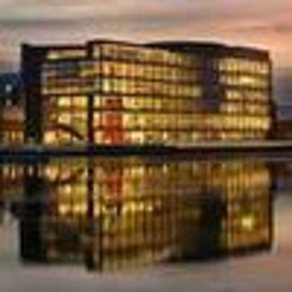Roboter og Xbox i Drammens bibliotek