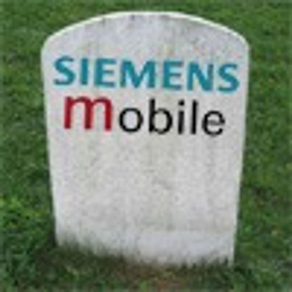 Nå skal Siemens mobil gravlegges