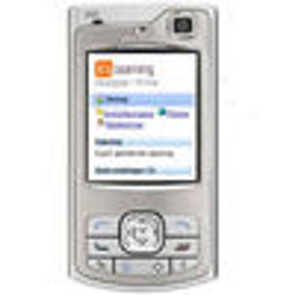 Praktisk å kjøre e-læring over mobilen