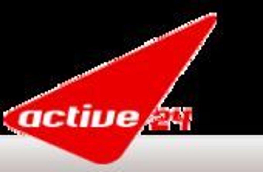 Active 24 relanserer tjenester