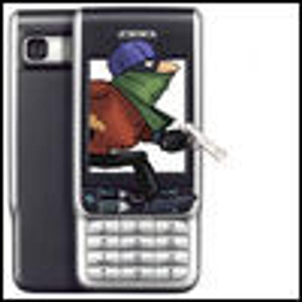 Skal slette data på stjålne mobiler