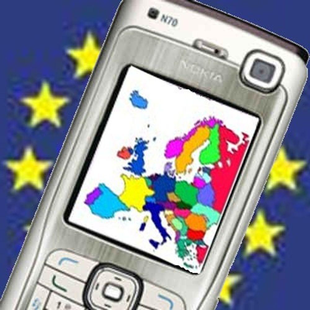 EU-landenes teletilsyn er mot priskutt
