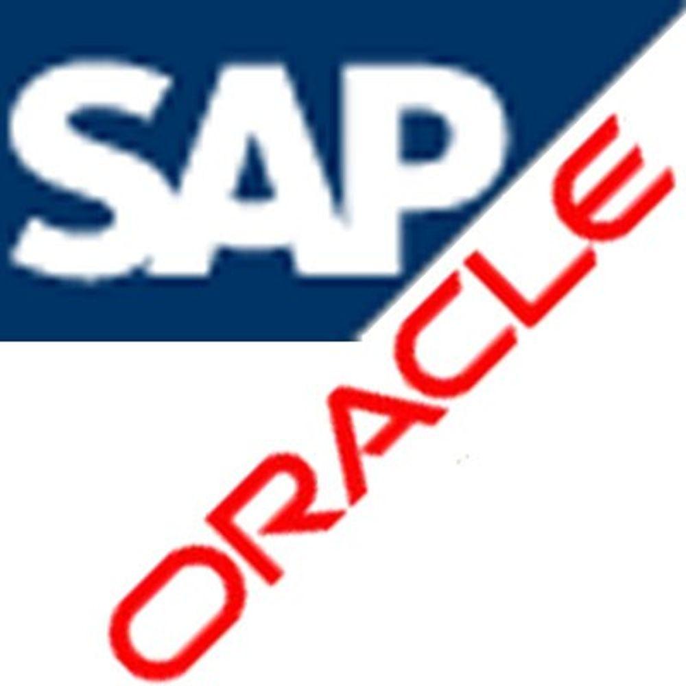 SAP vil kapre inntekter fra Oracle