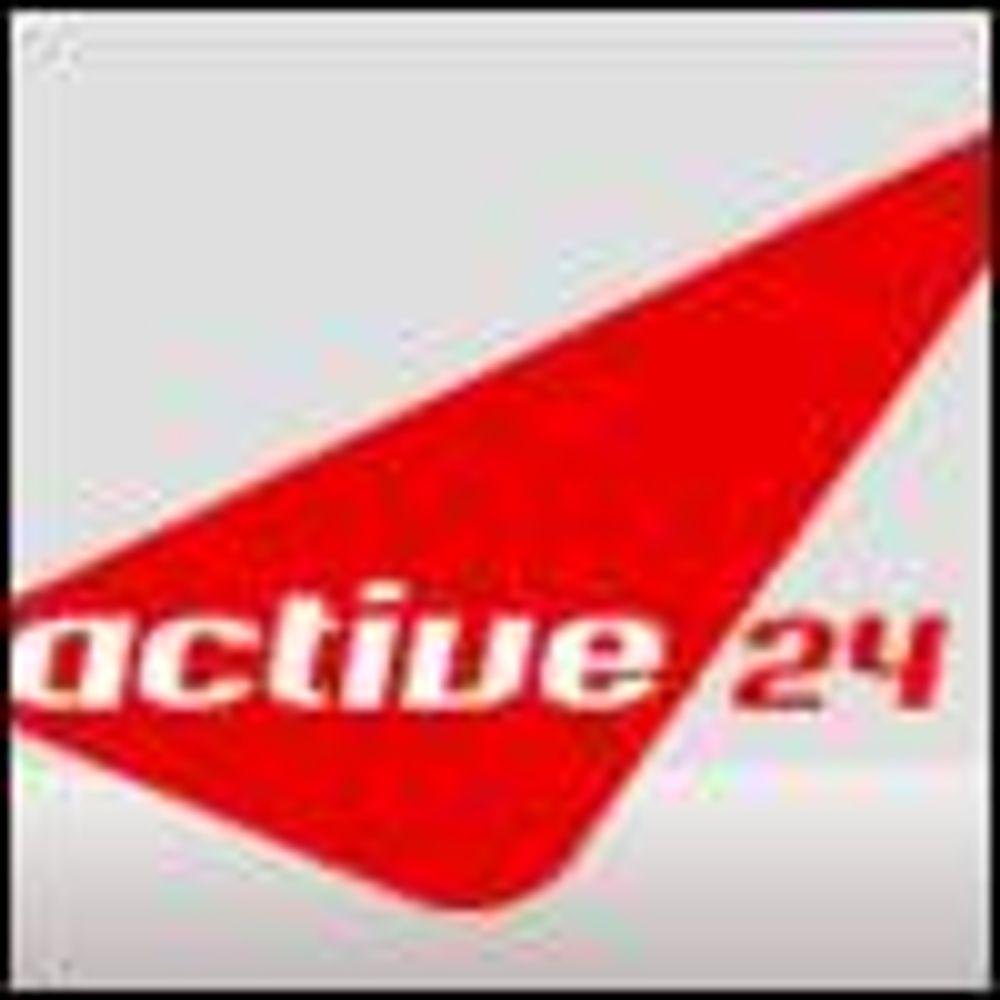 Active 24 optimistisk tross underskudd