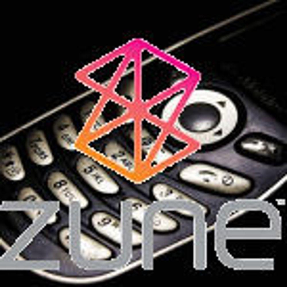 Planlegger også en Zune-mobil