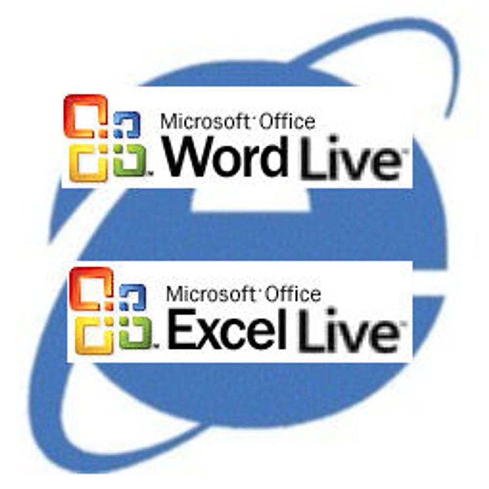 Microsoft vurderer gratis Office på weben