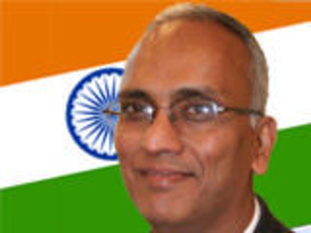 Står i kø for å høre om hjelp fra India