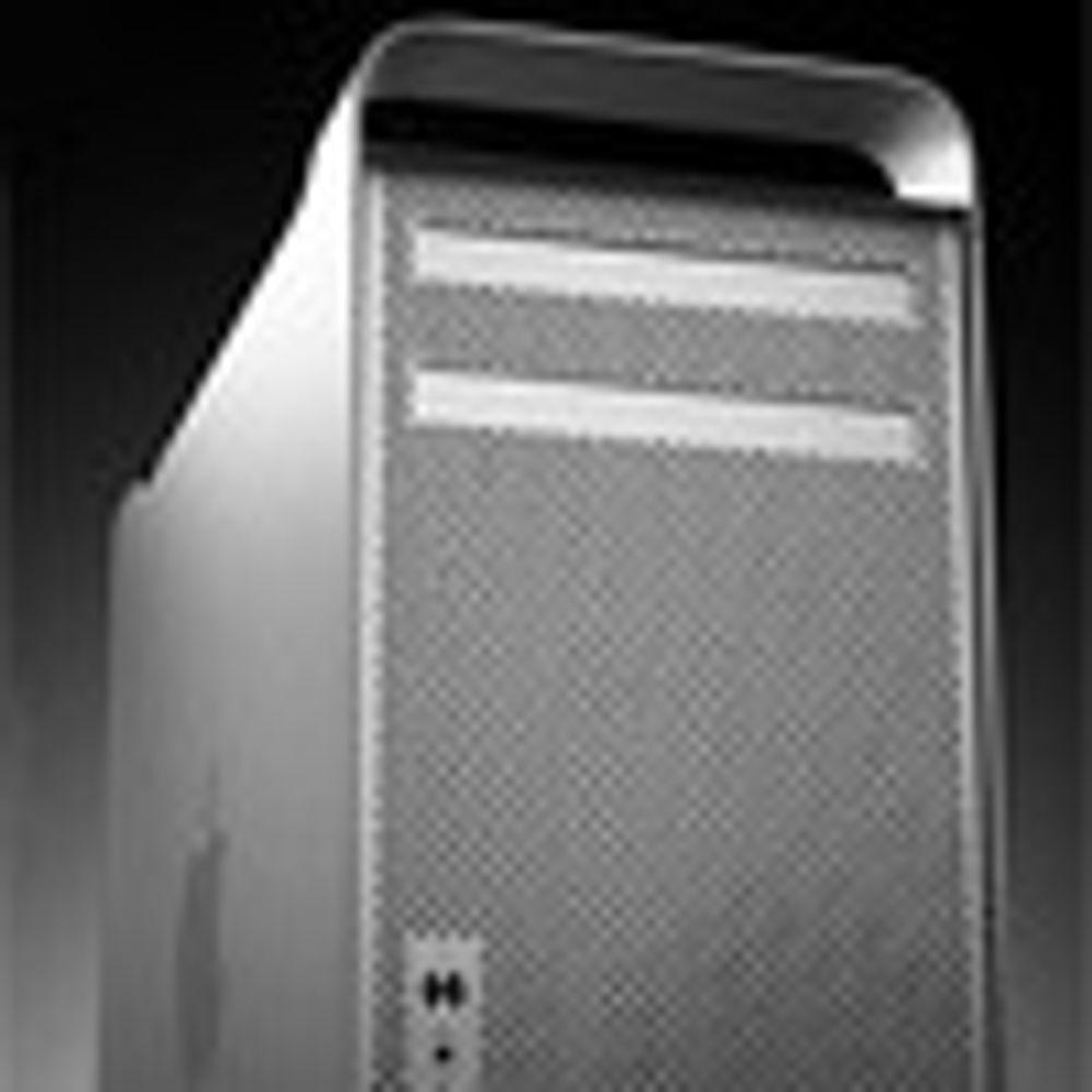 Mac Pro klar for firekjernede prosessorer