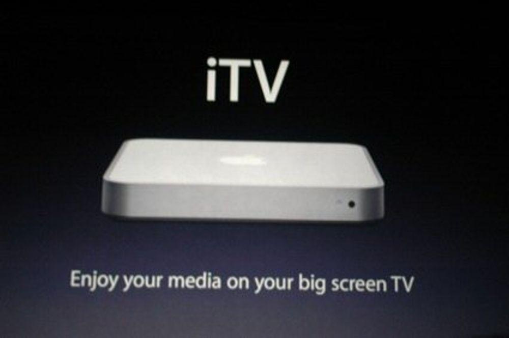 Apple annonserte uferdig produkt