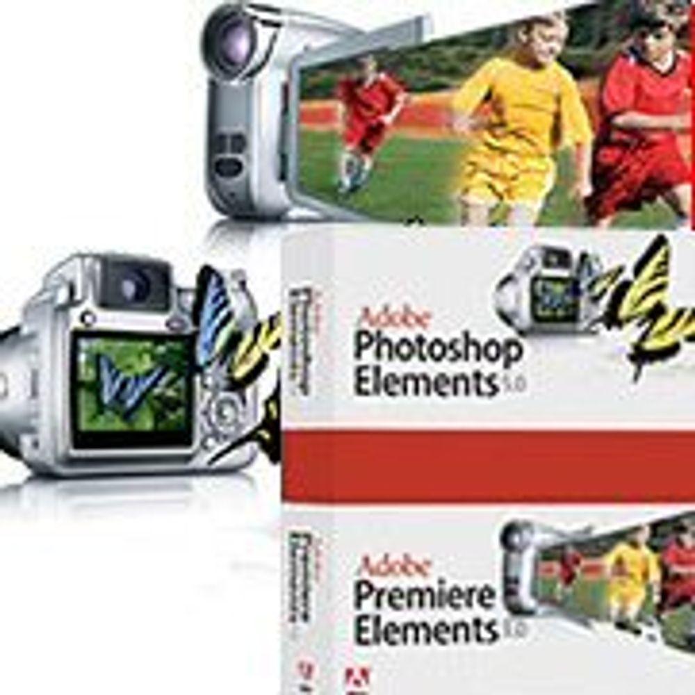 Adobe avduket nye Elements-produkter