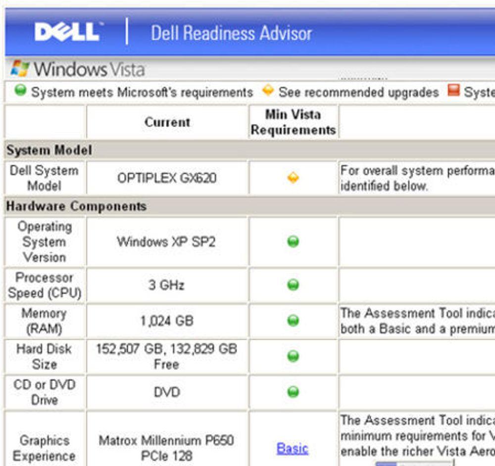 Dell deler ut testverktøy for Vista