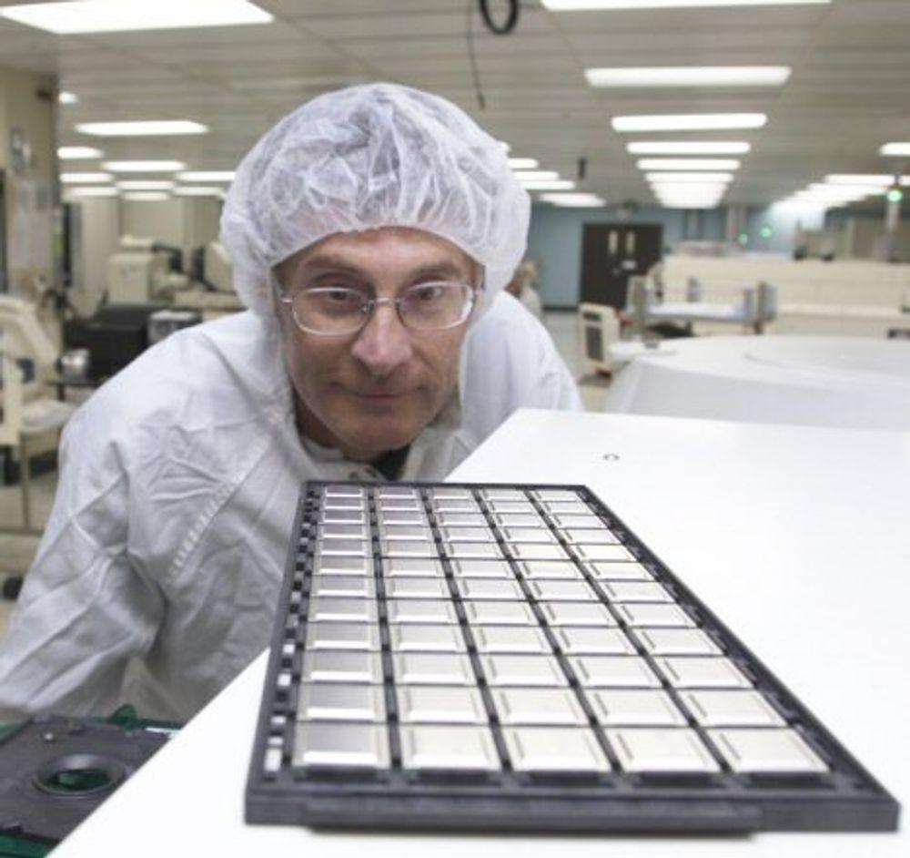 IBM leverer første prosessorer til Wii