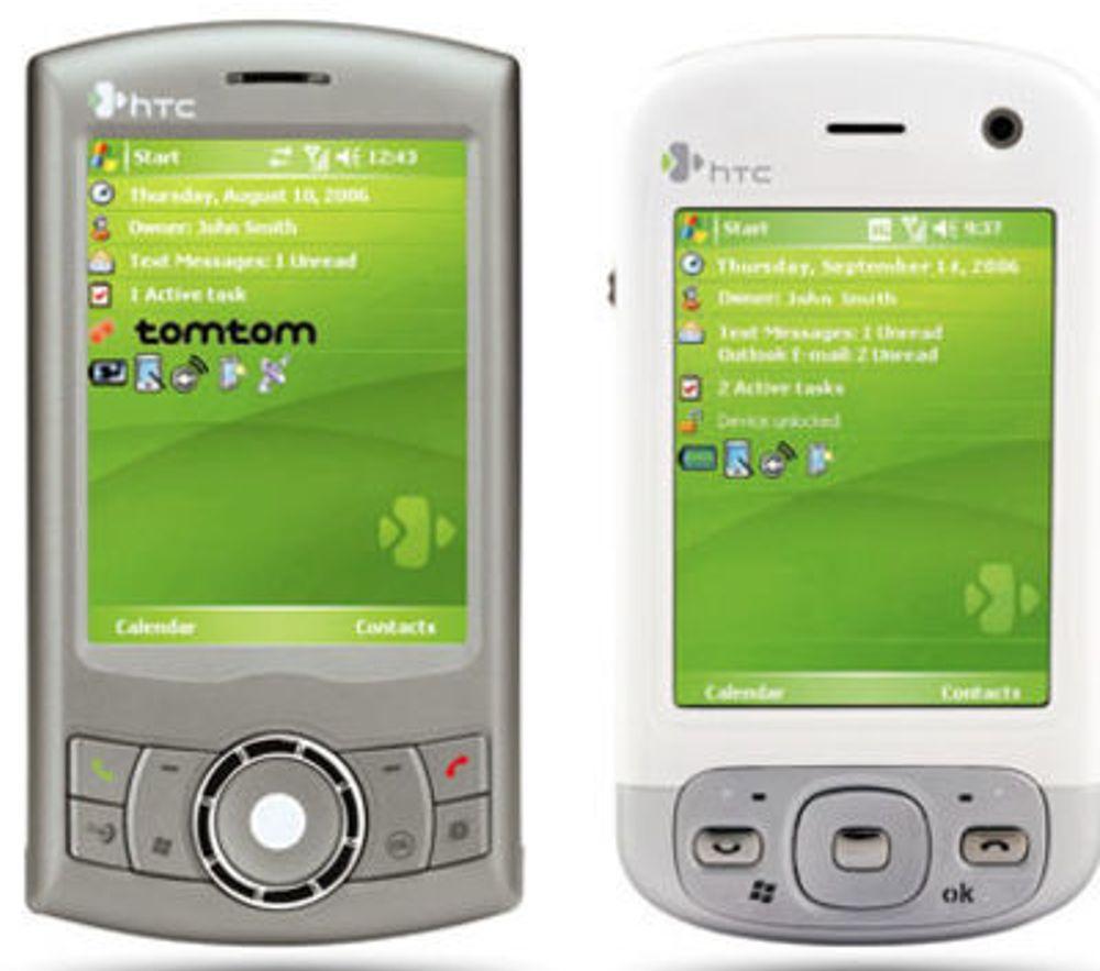 HTC lanserer syltynn smartphone med GPS