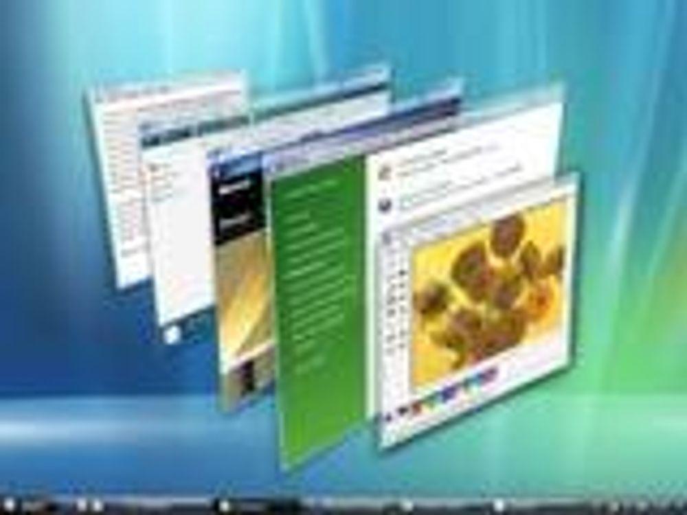 Microsoft insisterer på at Vista er i rute