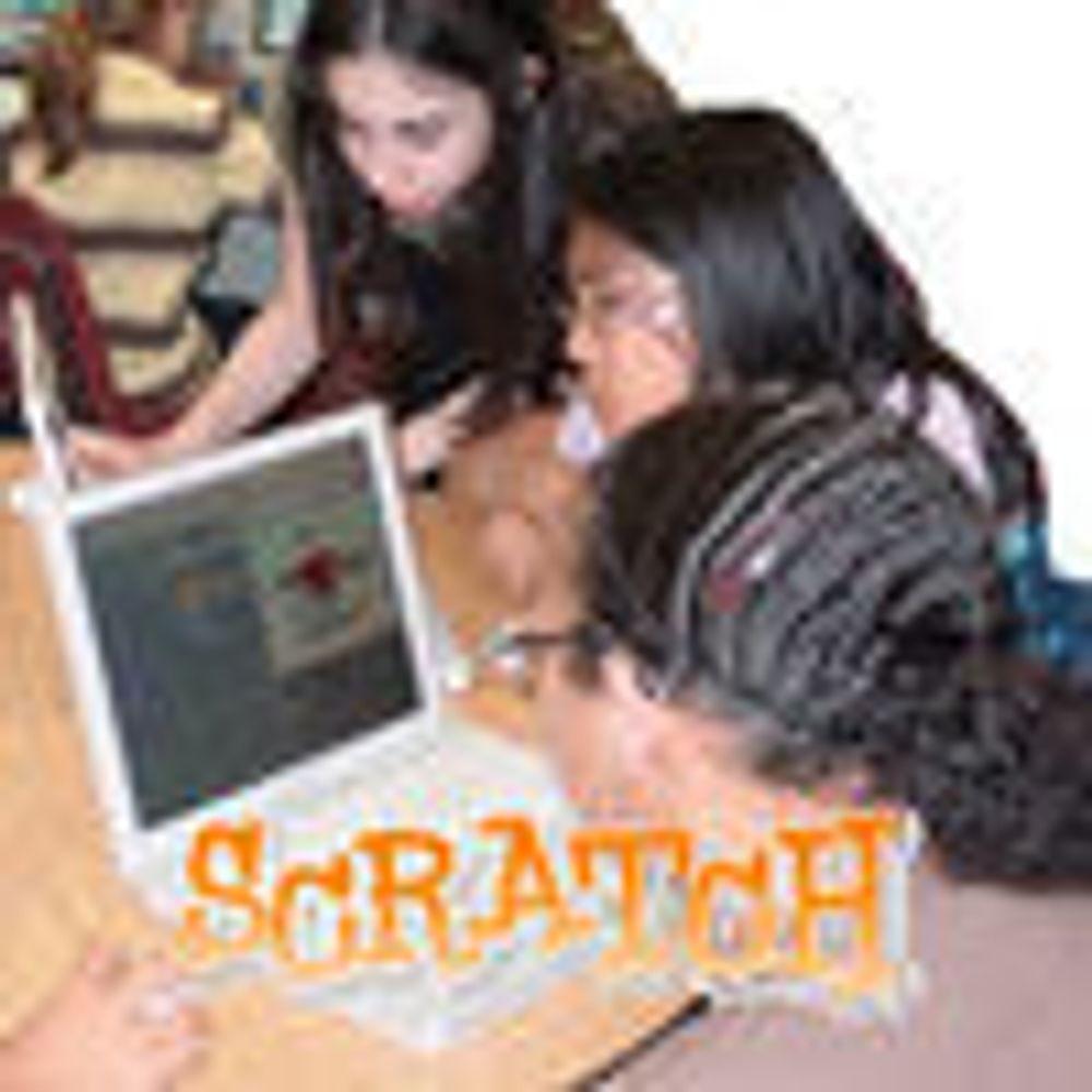 Nytt språk lar barn lage egne dataspill
