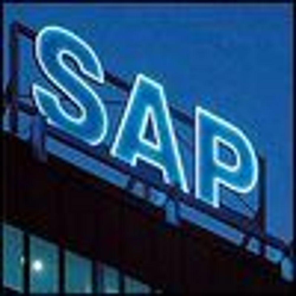 SAP kjøper norsk teknologiselskap