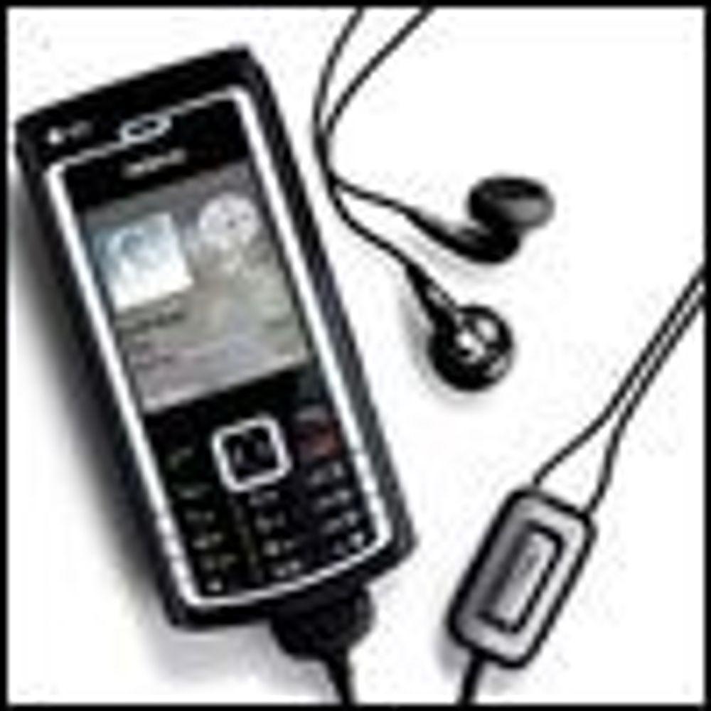 Nokia snapper opp musikkselskap