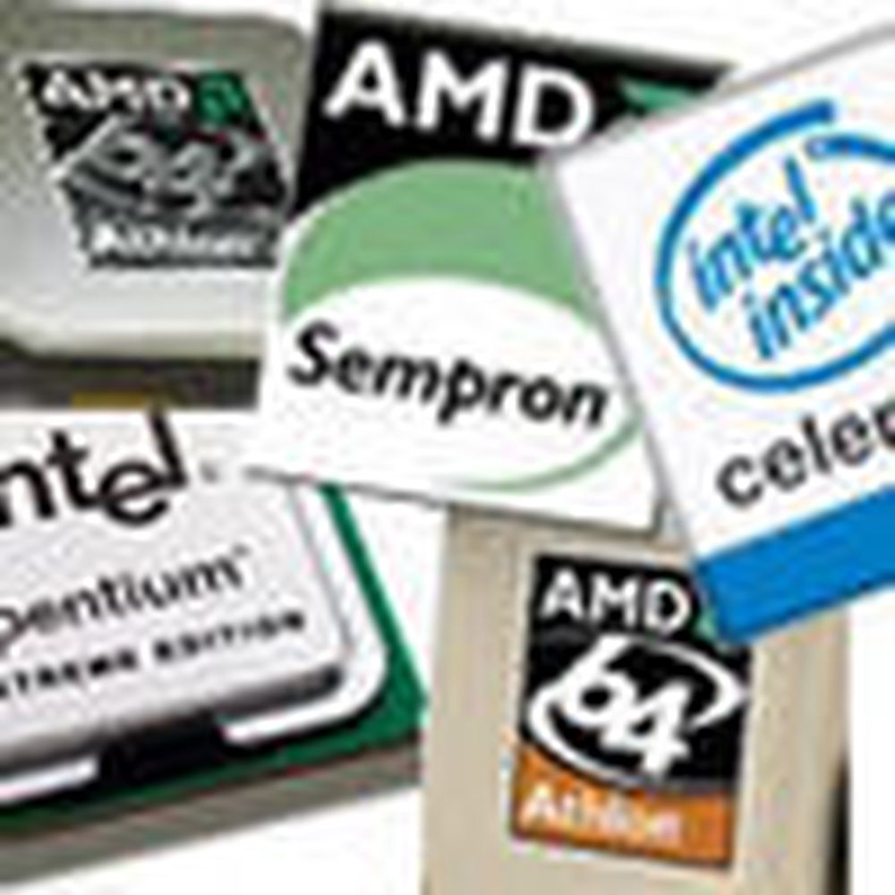 Både AMD og Intel kutter prisene