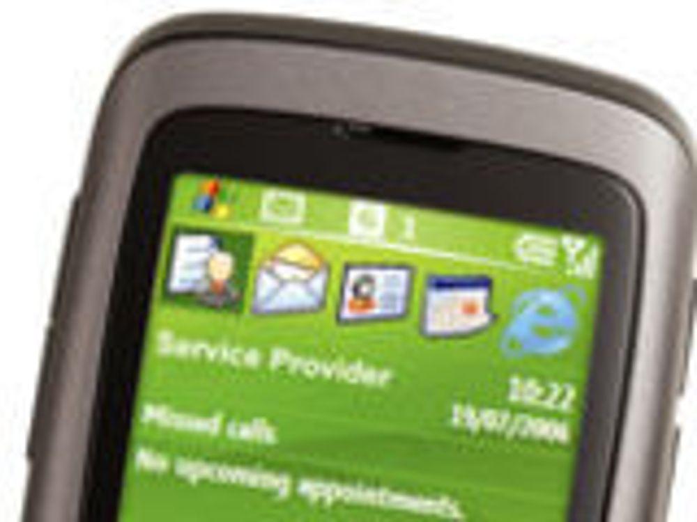 Stadig flere velger Windows-mobiler
