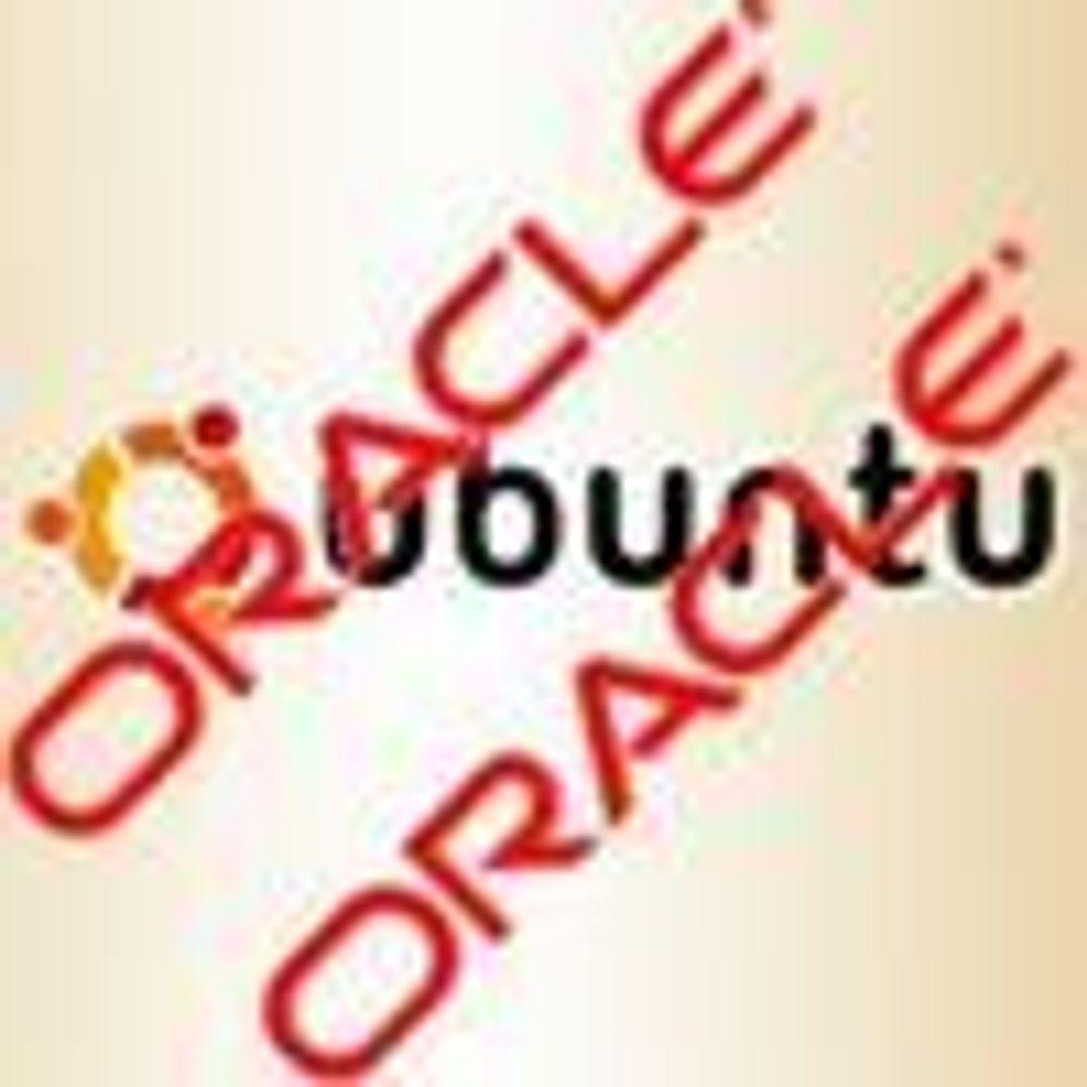 Toner ned mulig Ubuntu-allianse med Oracle