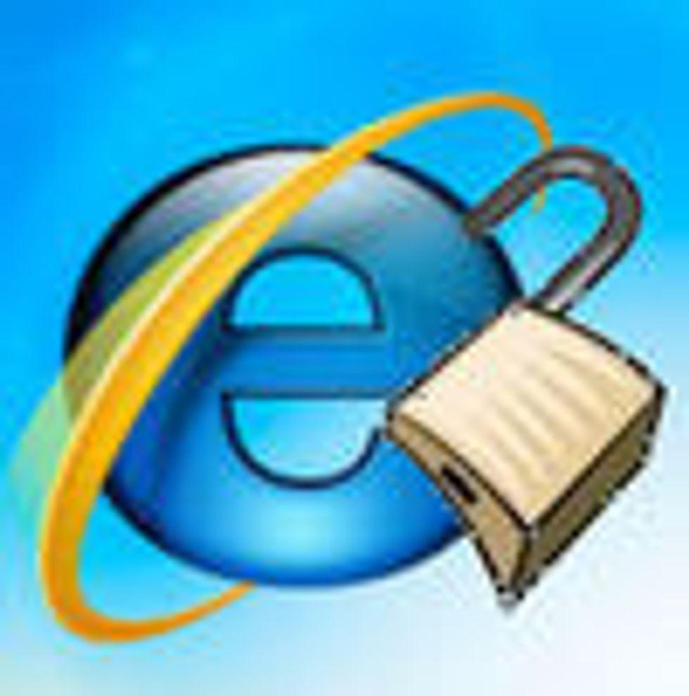 Første sårbarhet funnet i Internet Explorer 7