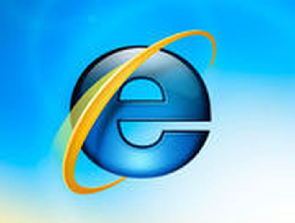 Nå kan du laste ned Internet Explorer 7