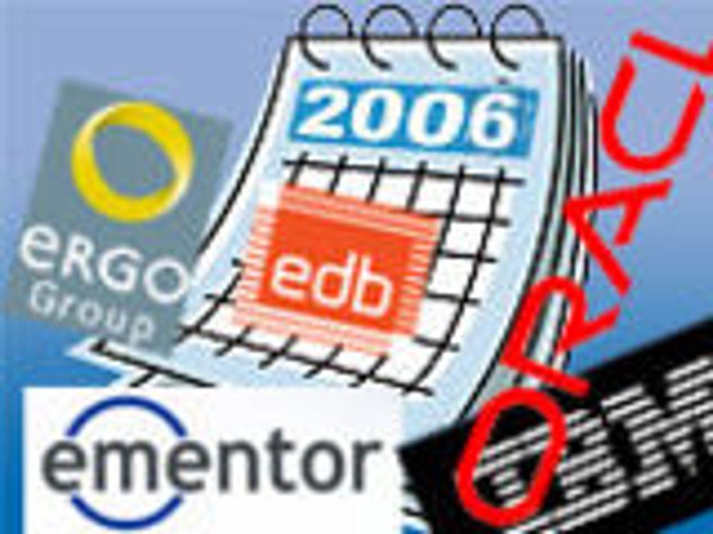 2006 ble rekordår for oppkjøp innen IT