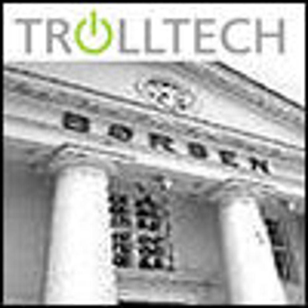 Trolltech vokser, men det koster dyrt