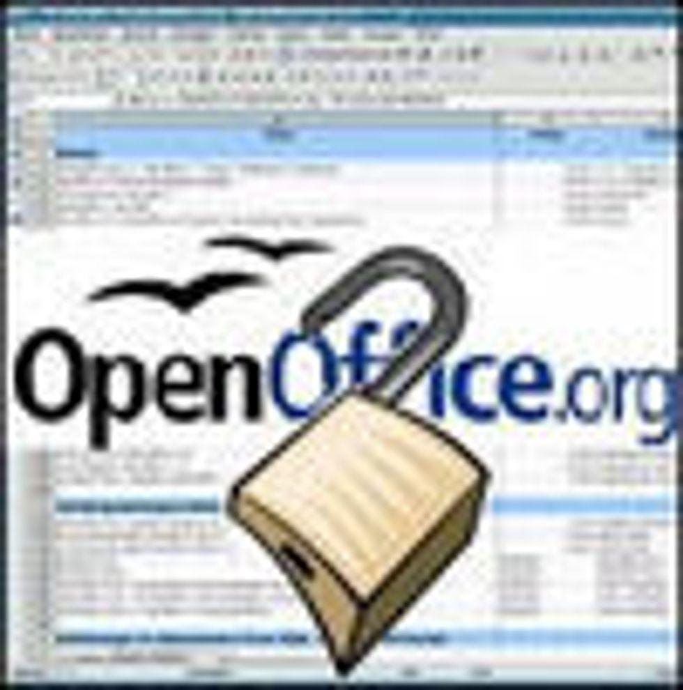 Passordknekker til OpenOffice i fritt salg