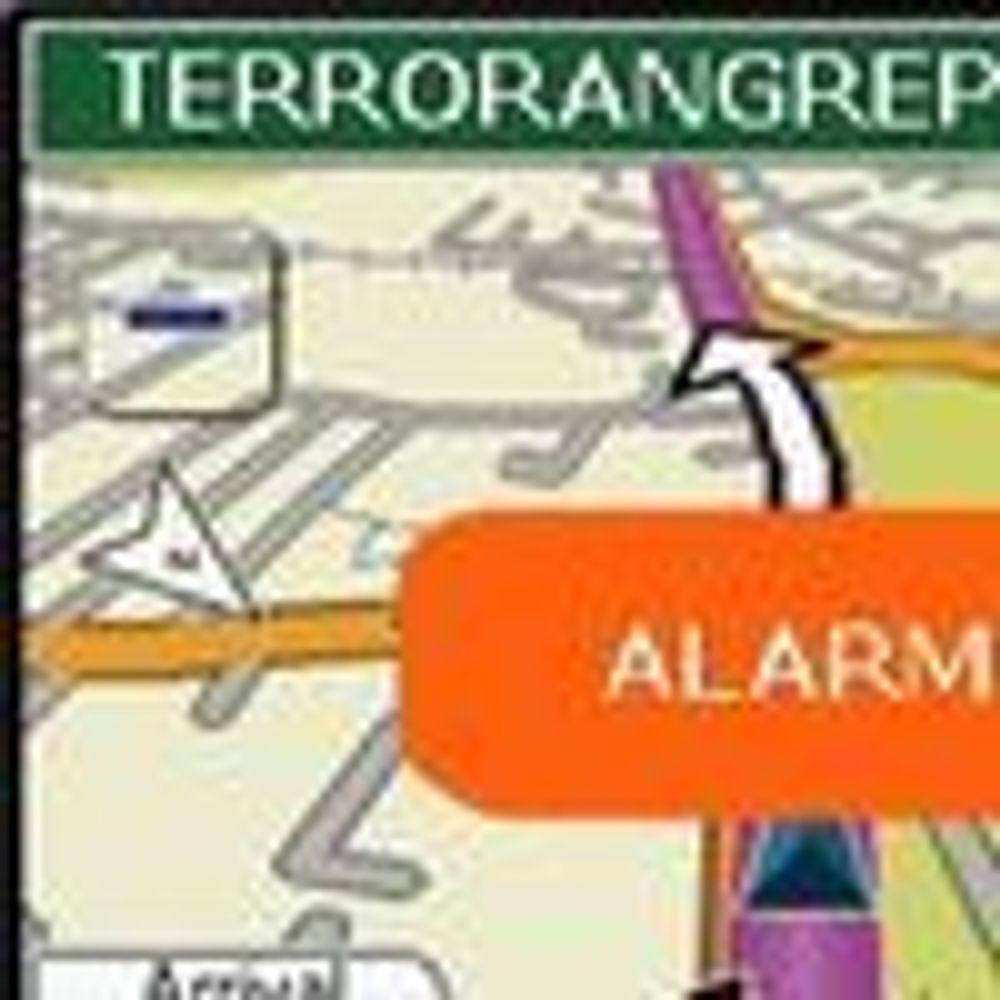 Trafikkmeldinger til bil-GPS kan hackes